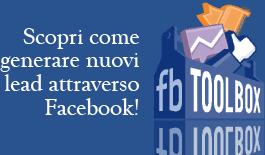 Scopri come generare nuovi lead attraverso Facebook!